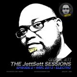 The JettSett Session Episode 2  WMC 2013 - Electro House