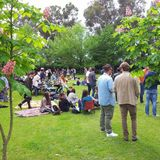Simply David @ Club Culture Pic Nic Party 05 01 2015