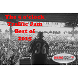 The Five O'Clock Traffic Jam Best of 2015 pt 2 @wamo100 mixed by the Mayor @mikejax