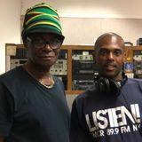 Jah Wise: Jamaican Independence & Pat Kelly Tribute - Footsteps of Reggae - Vaughn Allstar - WKCR