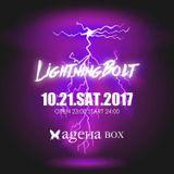 TRANCE MIX / 2017.10.21 LIGHTNING BOLT@ageHa / Mixed By Tsutrax