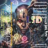 Hard acidMachine July 2015