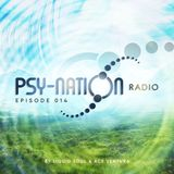 Psy-Nation Radio #014 - incl. Carbon Based Lifeforms [Ace Ventura & Liquid Soul]