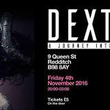 Dexterity 04/11/2016 1-2am Psy-Trance