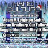Kieran B - Hard Culture Xmas Special 2019