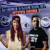 DJ Menelik & DJane Nana Sky - Uptown Sounds 22.09.2016