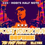 ELCTRX - Hodi's set w/ Fort Knox Five, Defunk and The Party People 3/23/2017
