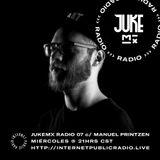 JukeMx Radio 07 c/ Manuel Printzen