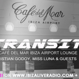 TRANSIT - FROM THE CAFE DEL MAR AIRPORT LOUNGE - with Cristian Godoy