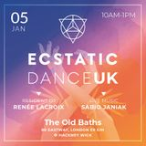 Ecstatic Dance UK - SUN•DAY 05.01.20