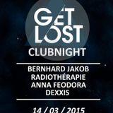 Bernhard Jakob - Get/Lost Clubnacht @ Mahagoni Bar - Augsburg, 14.03.2015