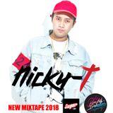 DJ NICKY-T BANGKOKINVADERS RnB/HIPHOP/TOP40/TWERK NEW MIXTAPE 2018