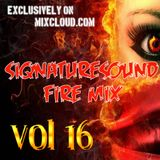 siqnaturesound FIRE MIX VOL 16