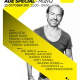 Onur Ozer Live @ Cocoon, MuzyQ ADE Special (Amsterdam) (22.10.11)