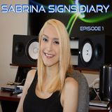 Sabrina Signs Diary Episode 1