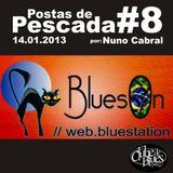 Postas de Pescada #8 14.01.2012 por Nuno Cabral