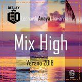 MIX HIGH - DJ LEO (LIVE)