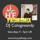 #Promomix of my weekly show #House #Classics at #housefreqs com  each SAT 4pm uk #from #Frechen