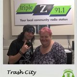 Interview with Kym from Trash City on The Local - SA - 30 Nov 2017