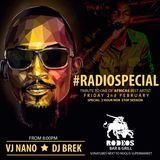 LIVE MIX TRIBUTE TO MOWZEY RADIO (RODEOS BAR MIXED BY DJ BREK & VJ NANO)