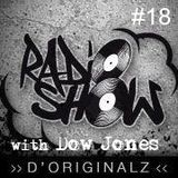D'OriginalZ Radio Show #18 with Dow Jones // radiocapsule.com