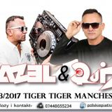 DJ HAZEL Live at Polskie Piatki Manchester 10.03.2017