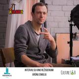 Kultūros Laboratorija - kino režisierius Arūnas Eimulis