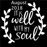 It is well with my soul - Marcello Marchi - August 2018