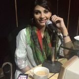 FARIHA PERVEZ EXCLUSIVE MAST FM  103 INTERVIEW BY DR EJAZ WARIS DATED 1ST JULY 2012