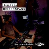 DEMBACA – Heidenspass –Deep & Tech House Live-Mix on 674.fm