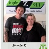 Interview with Jamie K, on The Local - SA - 21 Feb 2019