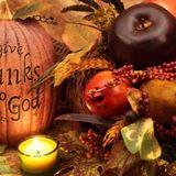 Thanksgiving - Podcast - Audio