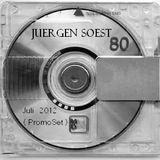 Juergen Soest / MiniDisc Juli 2012 (PromoSet)