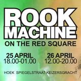 ROOKMACHINE KING'S DAY 2014 - LIVE DJ MIX OPENING SET