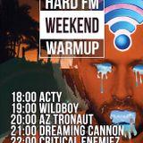 Az Tronaut - RAW Hardstyle #HARDFM Radio Mix