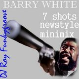 DJ Roy Funkygroove 7 shots of Barry White Newstyle minimix