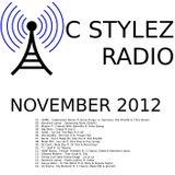 C Stylez Radio (November 2012)