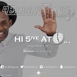 Hi 5ive At 5 - Ep. 4 (19.6.15)