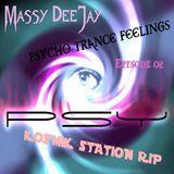 Massy DeeJay - Psycho Trance Feelings Ep. 02