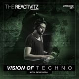 Vision Of Techno 051 with Devid Dega