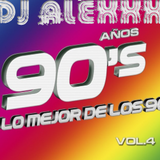 DJ Alexxx Buckhouse Sessions Pop En Español 90's Edition Vol 4
