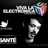 Viva la Electronica pres Santé (Souvenir Music)