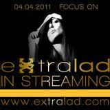 EXTRALAD radio show on B BOYZ RADIO - Puntata 02 – Focus on – LADY PSYCO