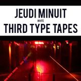 Gros Punisseur 93 & Kyjah! @ Jeudi Minuit / Third Type Tapes @ La Java 05.01.2017 - Club Hivernal