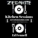 Zed White guest mix for Ed Fennell's Kitchen Sessions June 2017