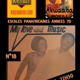 AKWAABA MOKILI N°18 Escales panafricaines RADIO KRIMI