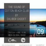 Dalibor Dadoff - The Sound Of Cotton Beach Club vol.09 (Ibiza Global Radio)
