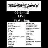 HipHopPhilosophy.com Radio - LIVE - 09-14-15