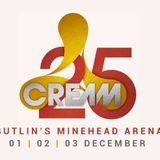 This Is Graeme Park: Cream 25 @ Butlins Minehead 03DEC17 Live DJ Set