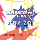 DanceFM Top 20 | 9 - 16 decembrie 2017